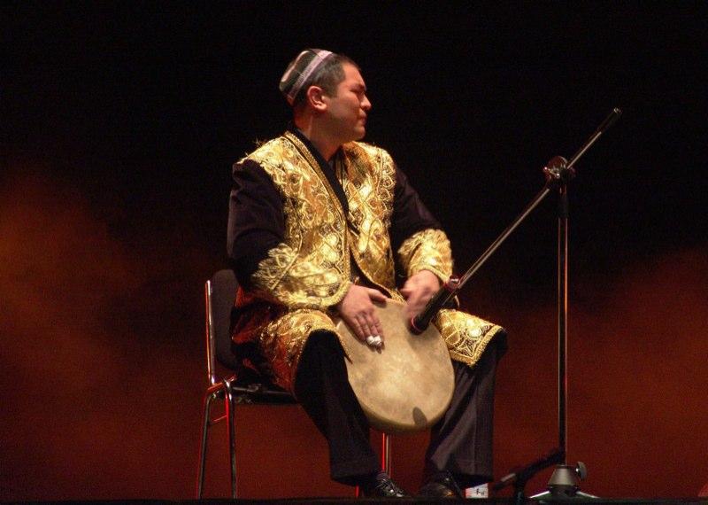 Abbos - Taiwan 2007
