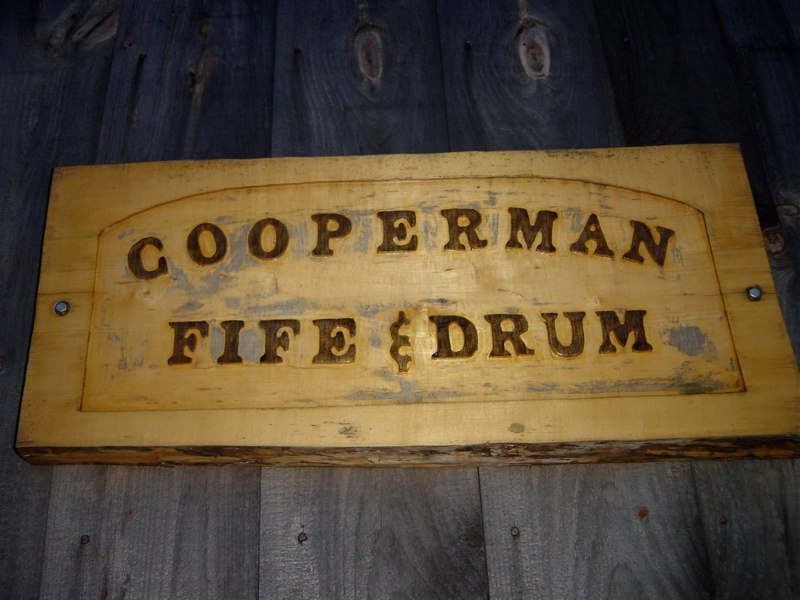 At the Cooperman Factory, Bellows Falls, Vermont 2003