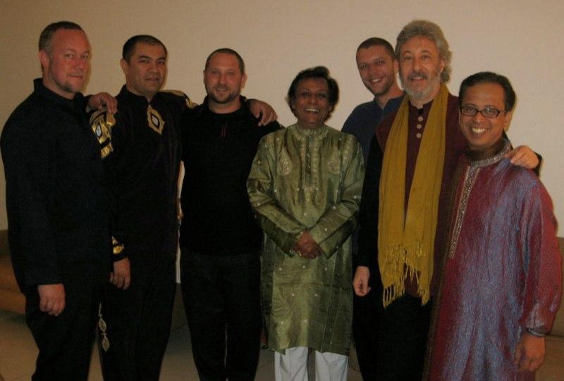 Austin, Abbos, Randy, Swapan, Andrew, Adam, Sriji - Sao Paulo, Brazil 2007