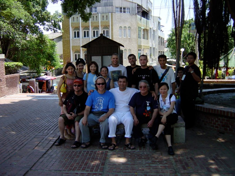 Hands On'Semble with Abbos and friends. - Taiwan 2003