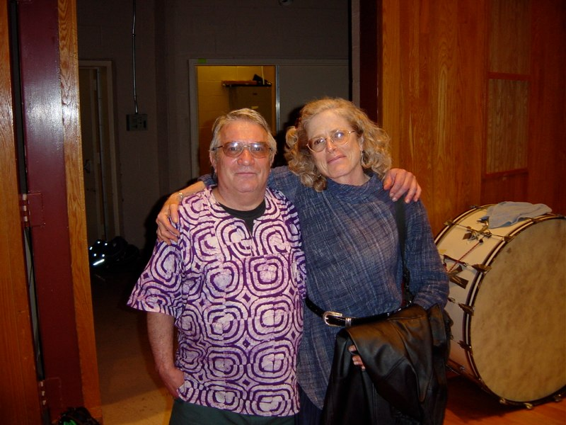 John and Janet Bergamo. New York, 2003