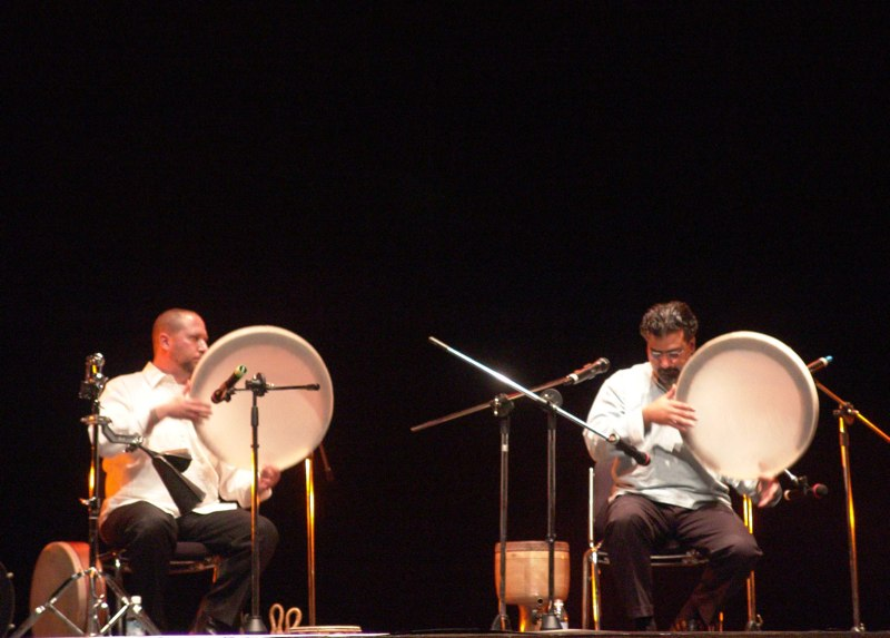 Randy, Houman - Taiwan 2007