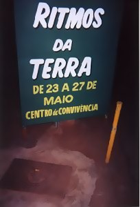 Ritmos Da Terra International Percussion Festival, Campinas, Brazil, 2000