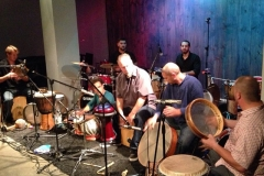 Hands On'Semble with Rhein Percussion at Blue Whale, Los Angeles CA - 2014 2