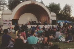 HOS at Levitt Pavilion