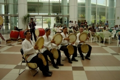 Amazing drumming from the group Abbos from Uzbekistan. Taiwan 2003