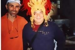 Carlos Stasi and John Bergamo, Sao Paulo, Brazil, 2000