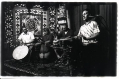 Hands On'Semble at Sangeet School of World Music, Los Angeles, CA, 1998.-2