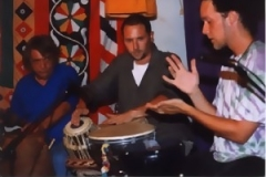 Hands On'Semble at Sangeet School of World Music, Los Angeles, CA, 1998.