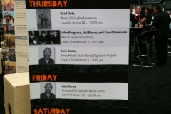 Remo Performance Schedule PASIC 2012 Austin, Texas.